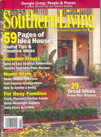 Southern Living - August 2006
