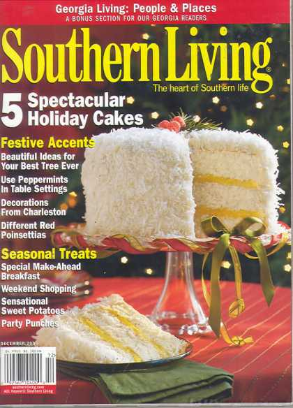 Southern Living - December 2006
