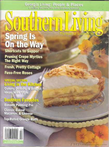 Southern Living - February 2007