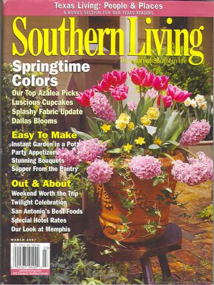 Southern Living - March 2007