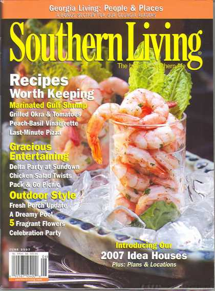 Southern Living - June 2007