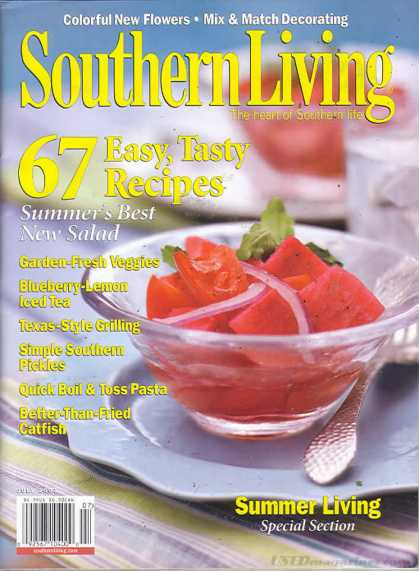 Southern Living - July 2007