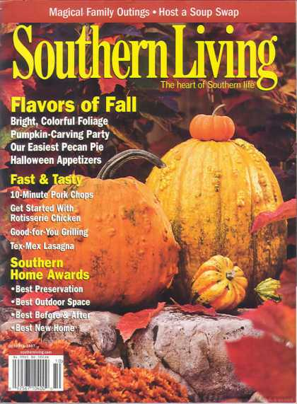 Southern Living - October 2007