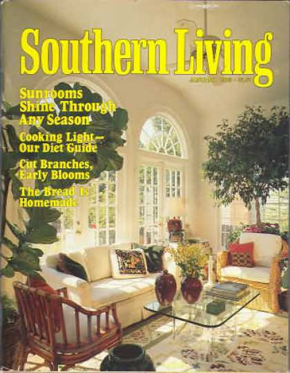 Southern Living - January 1985