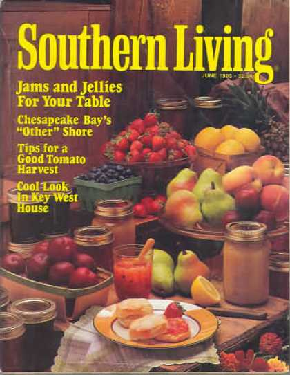 Southern Living - June 1985