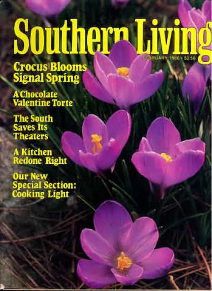 Southern Living - February 1986