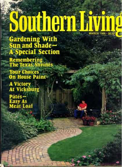 Southern Living - March 1986