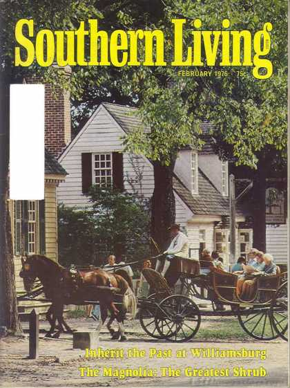 Southern Living - February 1976