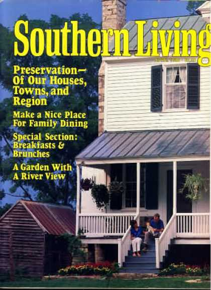 Southern Living - April 1986