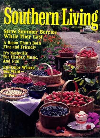 Southern Living - June 1986