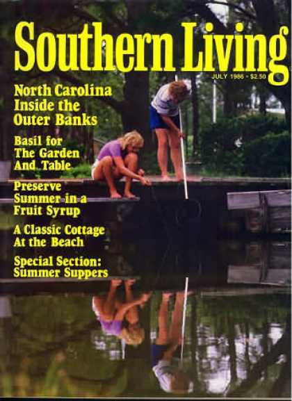 Southern Living - July 1986