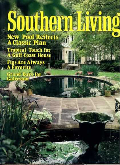 Southern Living - August 1986