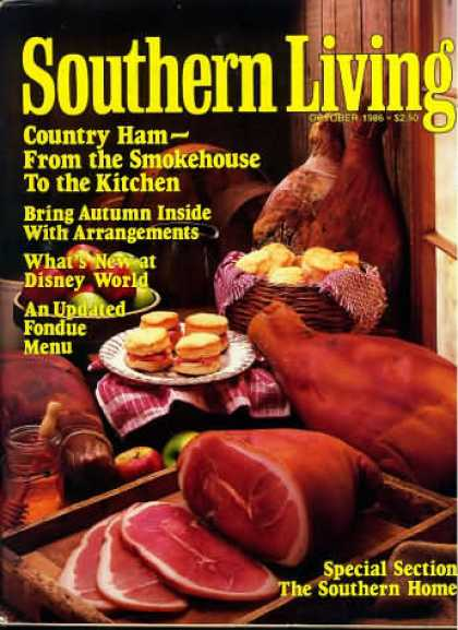 Southern Living - October 1986
