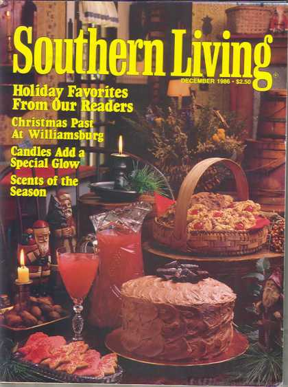 Southern Living - December 1986