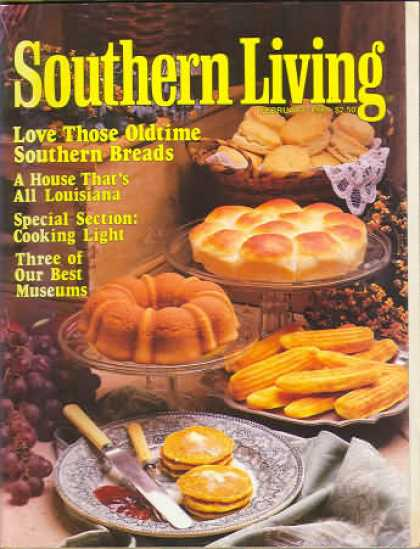 Southern Living - February 1987