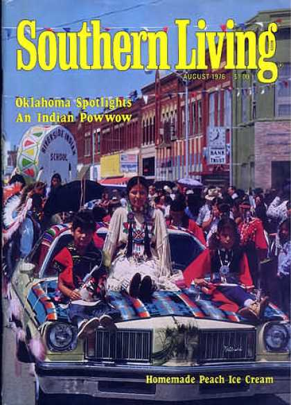 Southern Living - August 1976