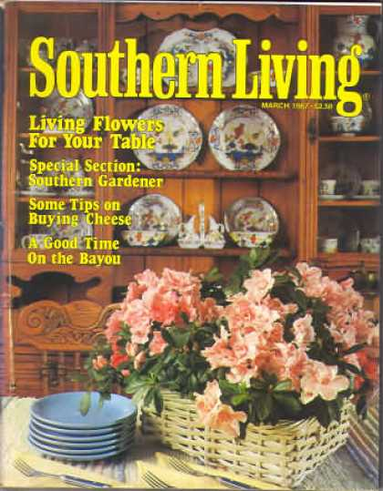 Southern Living - March 1987