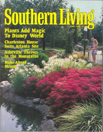 Southern Living - June 1987