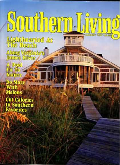 Southern Living - August 1987