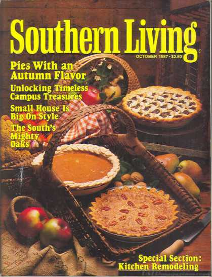 Southern Living - October 1987