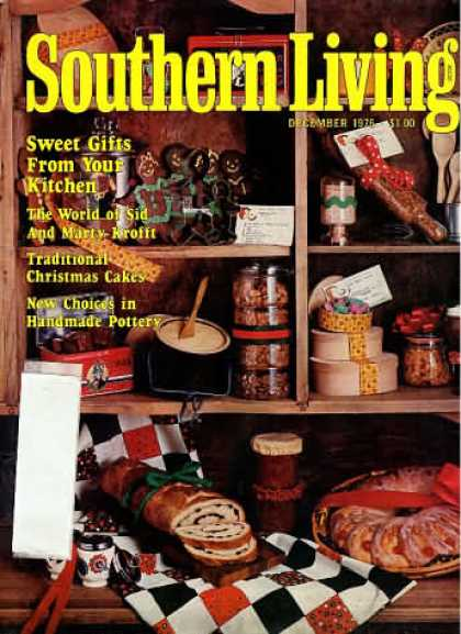 Southern Living - December 1976