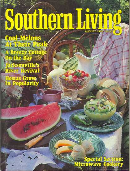 Southern Living - August 1988