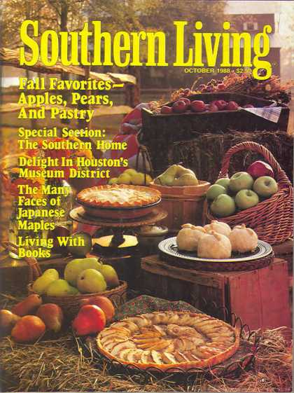 Southern Living - October 1988