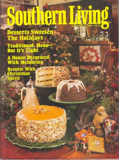 Southern Living - December 1988