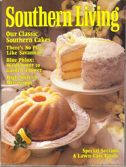 Southern Living - March 1989