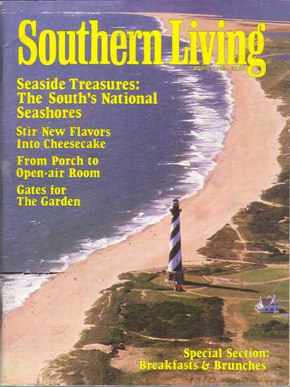 Southern Living - April 1989