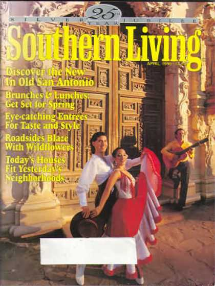 Southern Living - April 1990