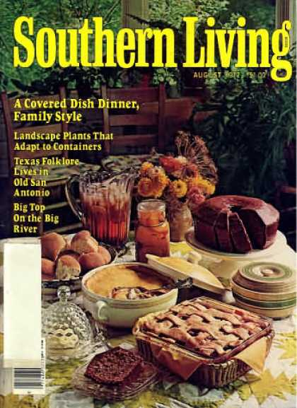 Southern Living - August 1977