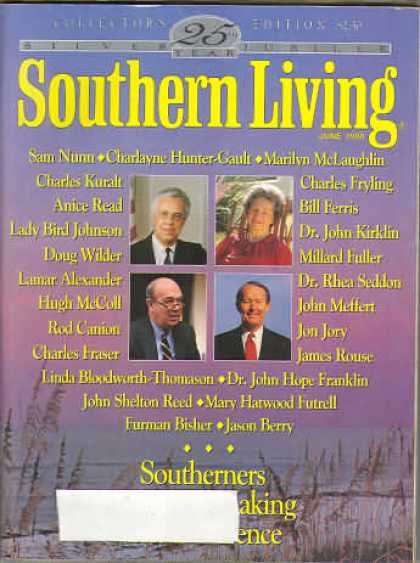 Southern Living - June 1990