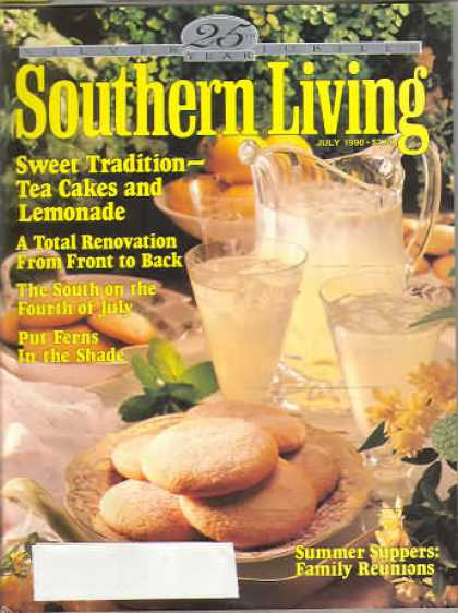 Southern Living - July 1990