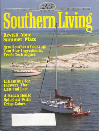 Southern Living - August 1990