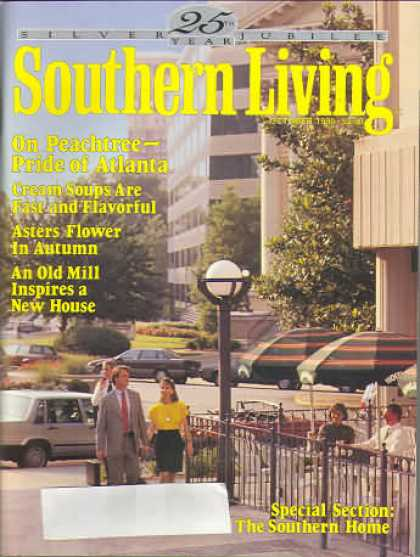 Southern Living - October 1990