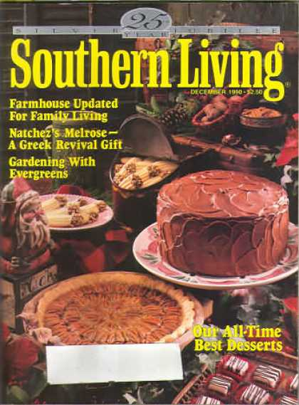 Southern Living - December 1990
