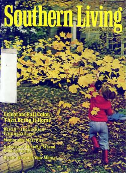 Southern Living - October 1977