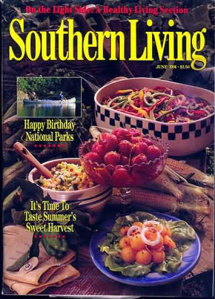 Southern Living - June 1991