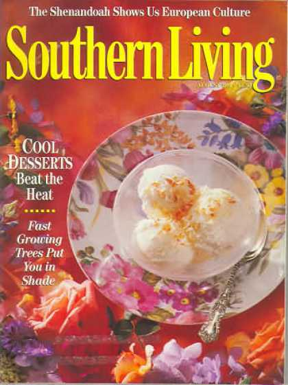 Southern Living - August 1991
