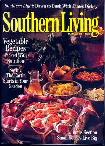 Southern Living - October 1991