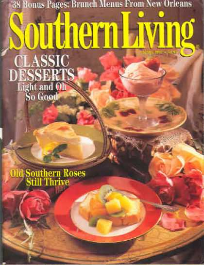 Southern Living - April 1992