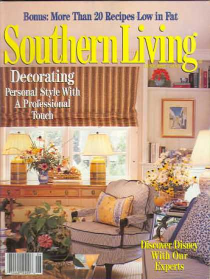 Southern Living - June 1992