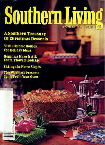 Southern Living - December 1977
