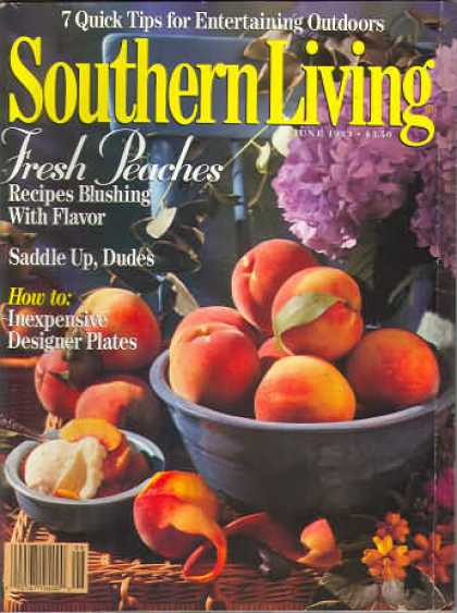 Southern Living - June 1993
