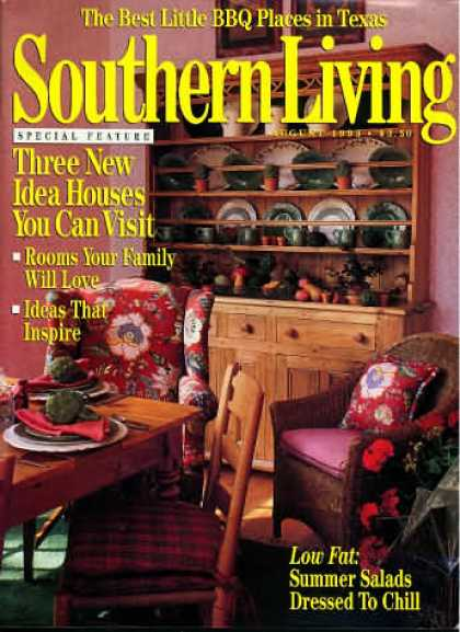 Southern Living - August 1993