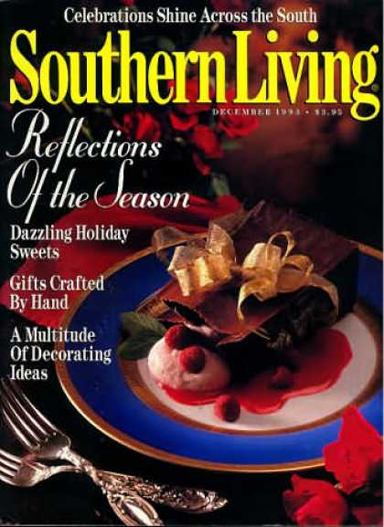 Southern Living - December 1993