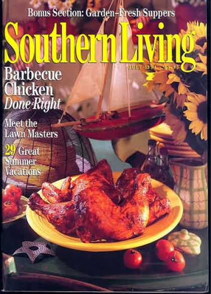 Southern Living - July 1994