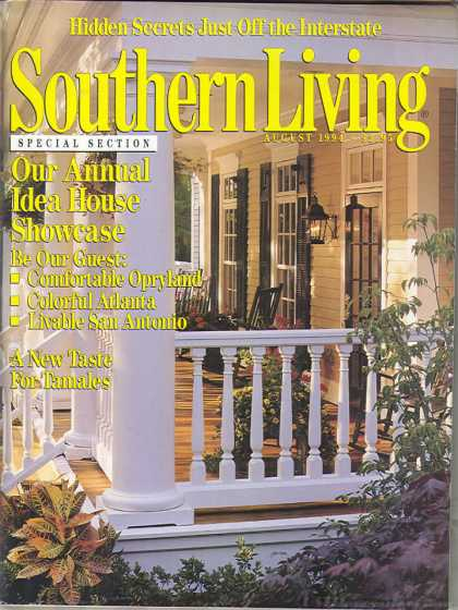 Southern Living - August 1994