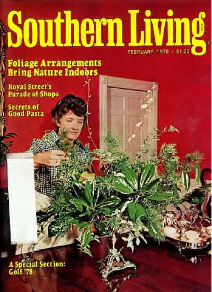 Southern Living - February 1978
